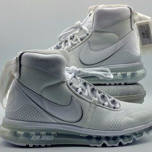 Nike Kim Jones Air Max 360 High White Men Size 8.5
